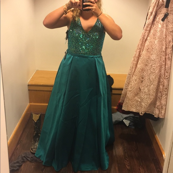 Dresses Camille La Vie Prom Dress Size 14 Poshmark